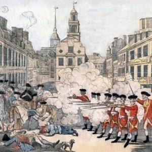 Paul Revere's The Bloody Massacre