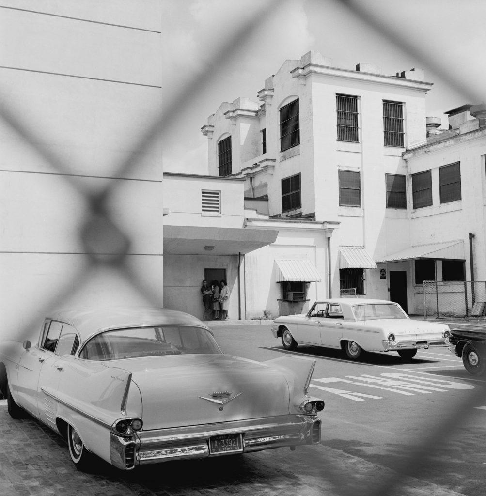 Birmingham Alabama Jail 1963
