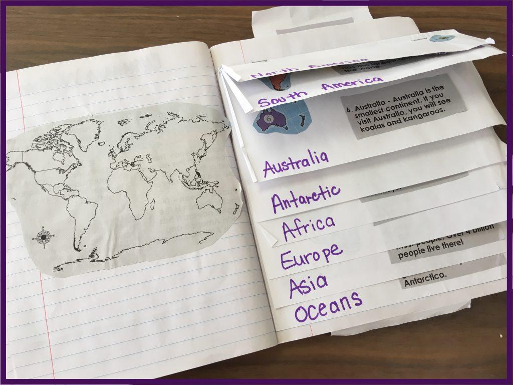 Social Studies Studies Weekly Interactive Notebook
