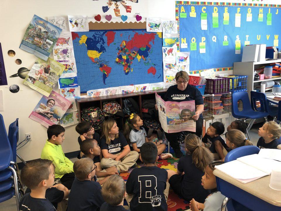 Studies weekly teacher spotlight