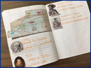 studies weekly interactive notebook