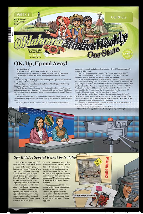 Oklahoma Studies Weekly