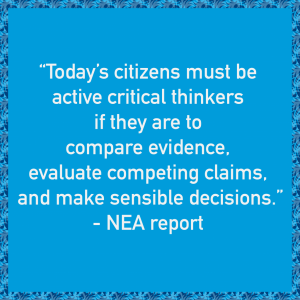 NEA Quote about the 6Cs