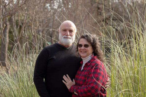 Studies Weekly teacher Susan Cro and her husband