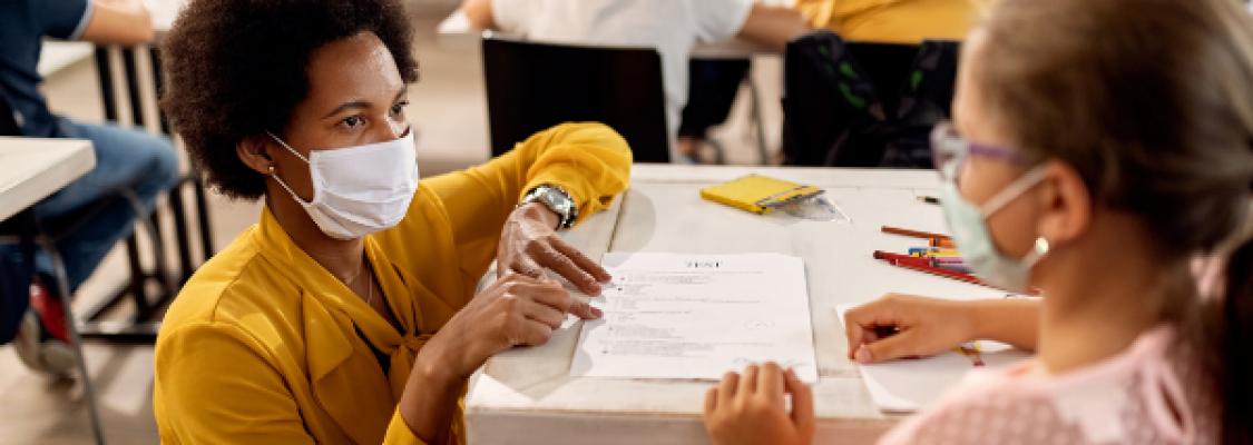 Teacher burnout and teacher well-being