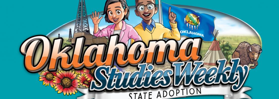 Studies Weekly Oklahoma masthead logo
