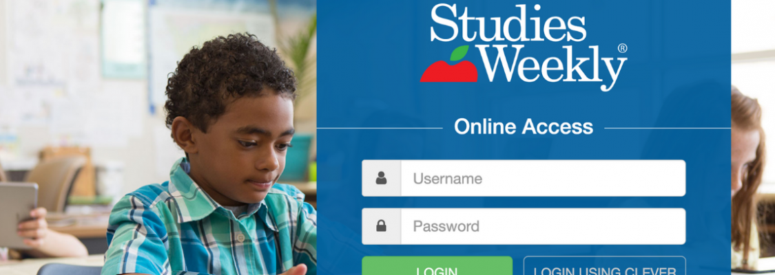 How to use Studies Weekly Online