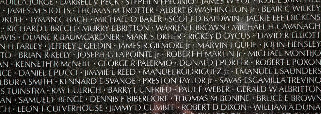 Vietnam Veterans Day Vietnam War Memorial